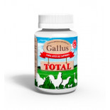 Gallus Total 200 ml, (Vitamins and minerals that improve the physical condition). For poultry