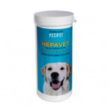 MedPet HepaVet 100 tabs, Vitamin supplement with liver for use in dogs.