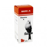Latact Seri-A 60ml (vitamin A in liquid form). Cage birds