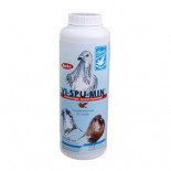 Backs VI-SPU-MIN 1kg, contient tous les minéraux importants de pigeon, oligo-éléments, vitamines et acides aminés. Pigeons produits