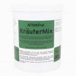 Pego-Calcanit Atemfrei KrauterMix 700gr, (voies respiratoires parfaites pendant toute l'année)