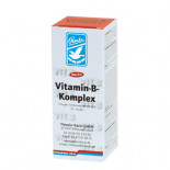 Backs Vitamin B Complex 100 ml. Pigeons