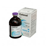 Bayer Catosal injecter. 100ml, (booster d'énergie). Pour pigeons voyageurs