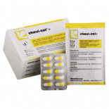 Chevita Chevi-Col 100 capsules (contrôle de Chancre et/ ou Hexamites). Pour Pigeons
