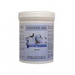 Travipharma Conditie-Mix 250 gr (gamme complète de vitamines de qualité supérieure, des acides aminés, minéraux et oligo-éléments). Pour Pigeons et Oiseaux