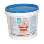 Backs Mineral Menu 6 kg (mélange minéral enrichi à l'anis). pour Pigeons