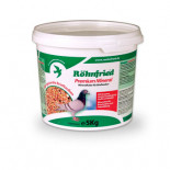 Rohnfried Premium Mineral Race 5kg (alimentaires minéraux ainsi que l'origan pour pigeons voyageurs). Pour Pigeons