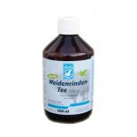 Backs Weidenrinden tee 500 ml (corteccia di salice tè liquido). Per Piccioni.
