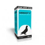 Avizoon Aminovit L 100 ml di liquido, (vitamine e aminoacidi). Per Uccelli