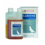 Versele-Laga Carmine + L-Carnitina 250 ml, (Carnitina, arricchita di colina, 13 vitamine e 17 aminoacidi). Per piccioni