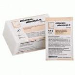 Chevita Chloramphenicol-N 12 x 6,5 g zakjes (water oplosbaar antibioticum voor postduiven). Voor Duiven
