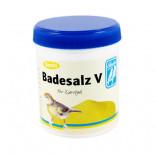 Backs Badesalz V 300gr, (badzout voor zorg en ontsmetting van verenkleed)