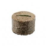 Ornitalia Bloco Mineral met zeewier 100gr, (voor kanarie, exotische en andere kooi-vogels)