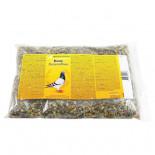 Bony Duiventhee, (zuiveren thee voor duiven; bevat 20 kruiden en planten)