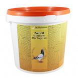 Bony MineralMix Superior 10 kg, (mineralen, spoorelementen en aminozuren verrijkt biergist)