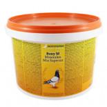 Bony MineralMix Superior 5 kg, (mineralen, spoorelementen en aminozuren verrijkt biergist)