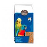 Deli Nature Geel Parkiet Pasta (verrijkt met dierlijke eiwitten) 1kg