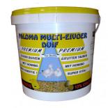 Paloma Premium Eggfood 5kg + 0,5 kg GRATIS, (hoge kwaliteit voedingssupplement). Voor Duiven