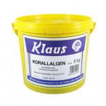 Klaus Grit Korallalgen 5kg (koraal grit verrijkt met calcium en fosfor)
