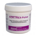 Hesanol Koktrex Pulver 100gr 3 in 1 (Trichomonas, coccidiose en gewas ontsteking) Voor duiven