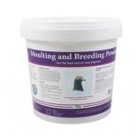 Pigeon Moulting and Breeding poeder 700 gr, (Supplement voor de fokkerij en rui)