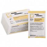 Chevita Multivitamine + zakjes 12x7, 5 gr (Detoxication van het organisme). Voor Duiven.