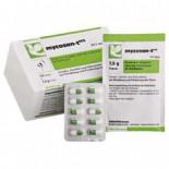 Chevita Mycosan T 100 pillen (Restauratie en bevordering van de prestaties). Voor Duiven