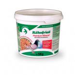 Rohnfried Premium Mineral Race 5 kg (Mineral eten plus oregano voor postduiven). Voor Postduiven.