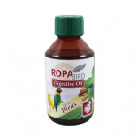 Ropa Bird Digestive Olie 250ml, (preventief tegen salmonella, trichomoniasis en schimmels)