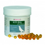 Versele - Laga Fit Oil 300 pillen ( levertraan capsules )