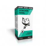 Avizoon Vitachok Totaal 100ml, (multivitamine supplement). Voor Duiven en vogels.