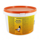 Bony MineralMix Superior 2,5 kg, (Mineralien, Spurenelementen und Aminosäuren angereichert Bierhefe)