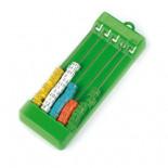 Box zum Speichern und Organisieren Ringe (bis zu 60 Ringe)