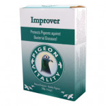 Neue Pigeon Vitality Improver 200gr, 4 x 50g, (Schutz der Brieftauben gegen bakterielle Erkrankungen)
