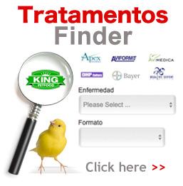 buscador tratamentos para pássaros