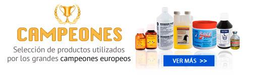 productos campeones europeos