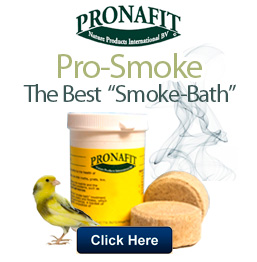pronafit pro-smoke for birds