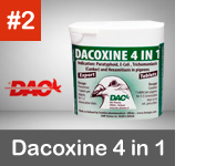 dacoxine 4 in 1 for pigeons