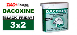 Dacoxine 3x2