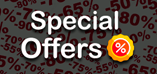 Special offers in pigeons products