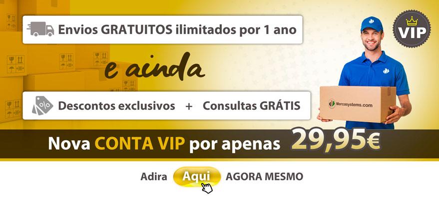 cuenta VIP