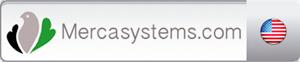 mercasystems logo, productos para palomas